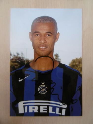 "Ze Maria ""Inter"" Autogramm signed 10x15 cm Bild"