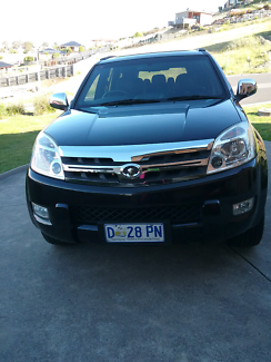 2010   X240  Great Wall SUV 4X4 Claremont Glenorchy Area Preview