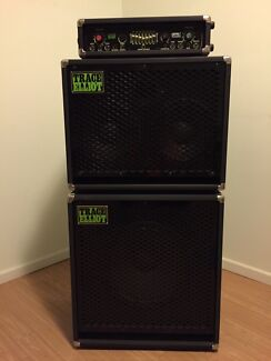 Trace Elliot Bass Rig Newcastle 2300 Newcastle Area Preview