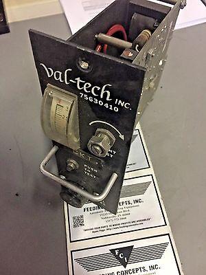 Val-tech 75630410 Model Kl Current Control Module