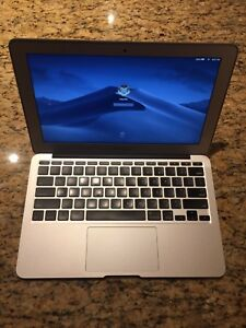 "Macbook air mid 2012 11"" A1465 i5 128 ssd"