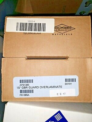 Gerber Guard Overlaminate 15 X 10 Yd Vinyl P61385a Edge Printer Plotter