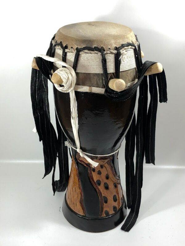 *STEAL* this African Pro Sabar Drum — Gorgeous!
