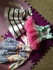 9M baby girl dresses **REDUCED