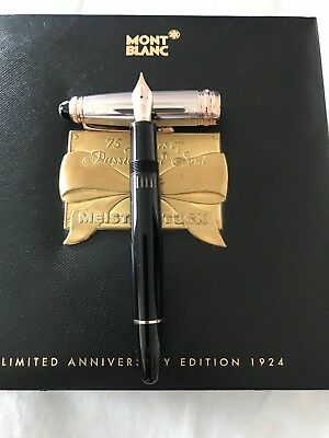 Montblanc Meisterstuck 75th Anniversary, 1924 Limited Edition LeGrand 146