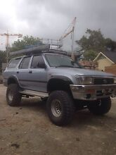 1995 lifted 4Runner 4x4 Homebush West Strathfield Area Preview