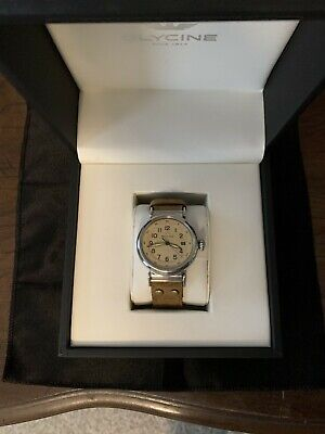 Glycine F104 automatic 40mm watch