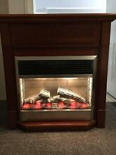 Electric fireplace, as new condition, warm heater Craigieburn Hume Area Preview