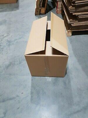 Cardboard boxes X 20