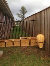 Terracotta Patio Pots Ellalong Cessnock Area Preview