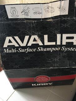 Kirby Avalir Vacuum Multi purpose shampooed system