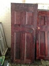 circa 1930 solid timber doors Wentworth Falls Blue Mountains Preview