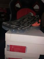 reputable site 606aa f91fb New with box Nike Air Vapormax FK Moc 2 Acronym Sailkhaki-dark Stucco Size  US12.5 Best Offer