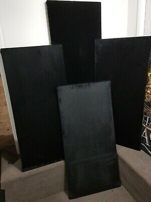 8x SilentNight®️ Tombstone®️ Acoustic panels studio sound proofing 1250mmX610mm