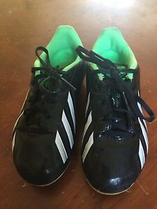 Youth size 13 soccer cleats