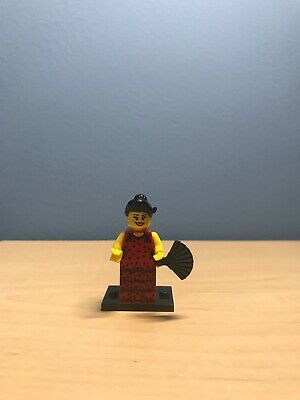 Lego Minifigures Series 6 Flamenco Dancer