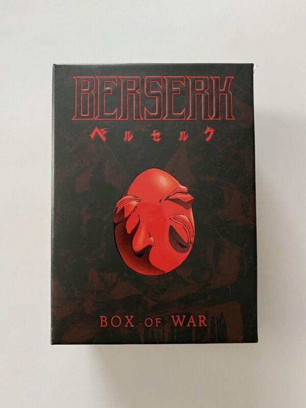 Berserk Box Of War / DVD Set 1-5