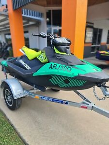 Seadoo spark Trixx 2 up - X demo  Mount Louisa Townsville City Preview