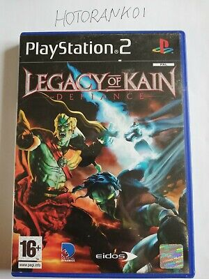 Legacy of Kain: Defiance (Sony PlayStation 2, 2003) PAL