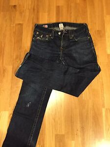 Almost new true religion jeans West Island Greater Montréal image 5