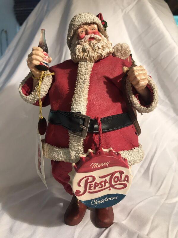 vintage pepsi santa