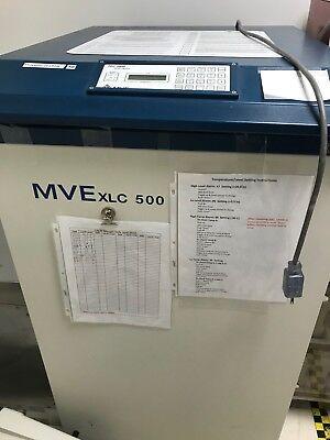 Mve Cryogenic Storage System Xlc 500