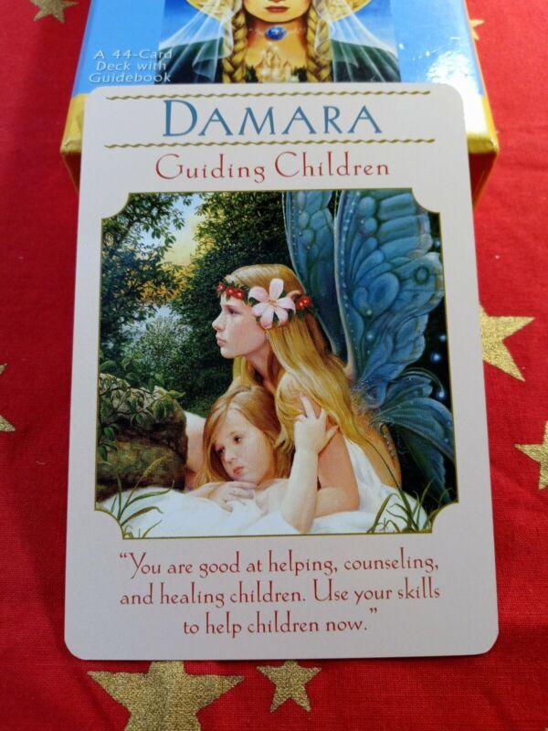 Damara - Single Card Replacement - Authentic Goddess Guidance Doreen Virtue