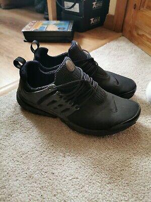 Nike Air Presto Triple black UK9
