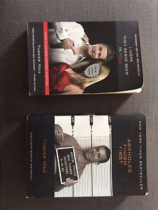 2 Books by Tucker Max