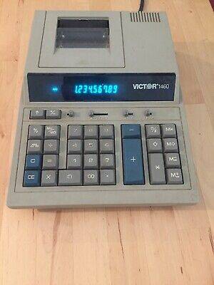 Victor 1460 Adding Machine Used Pre-owned Tested