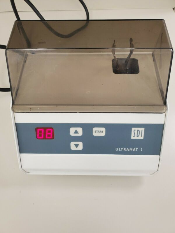SDI Ultramat 2 Dental Mixer Amalgamator Pre Owned Good Working Condition