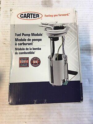 Electric Fuel Pump Carter P72165.        947