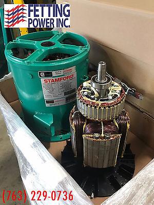 New 20kw Stamford Alternator Yd Generator 240v 1ph Cummins Pn 200-3240-34