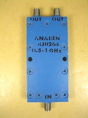 Anaren 4j0264 0.5-1.0 Ghz Power Divider