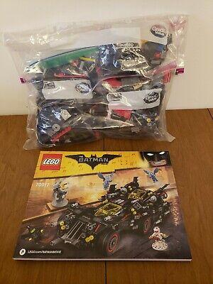 Lego Batman Movie The Ultimate Batmobile  70917 NO MINIFIGURES OR BOX