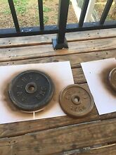 Weight plate restoration Sylvania Sutherland Area Preview