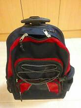Carry on sized travel bag with wheels North Melbourne Melbourne City Preview
