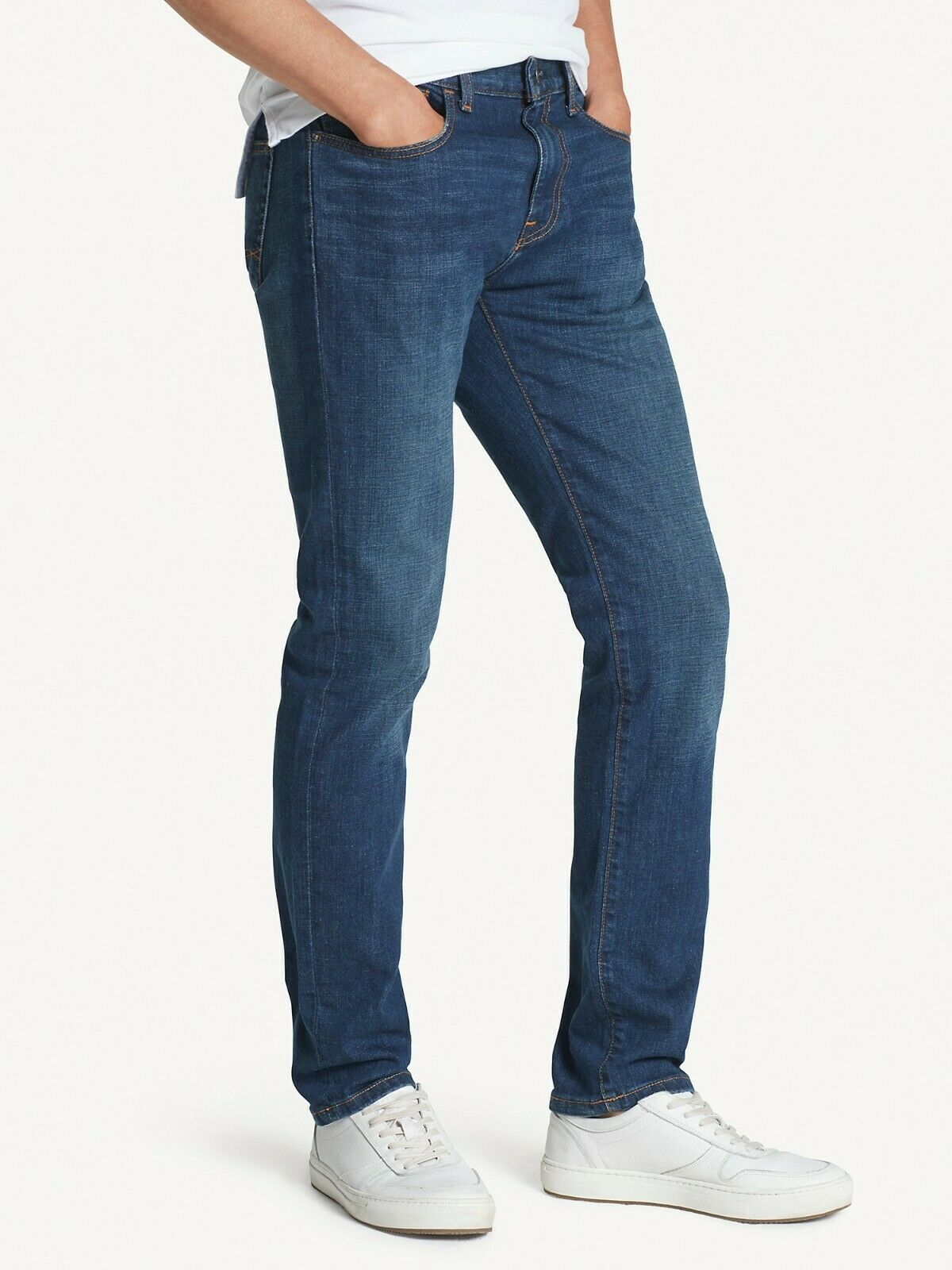 Tommy Hilfiger Essential Slim Pantalones para Hombre