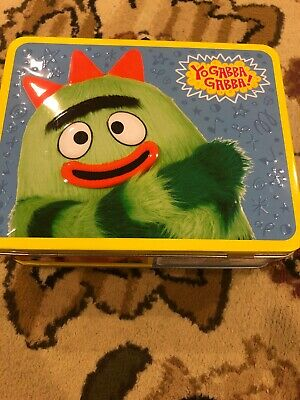 Yo Gabba Gabba Lunch Box (Yo Gabba Gabba Lunch Box)