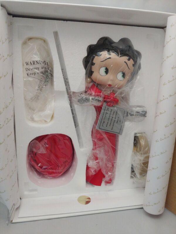 Danbury Mint Betty Boop