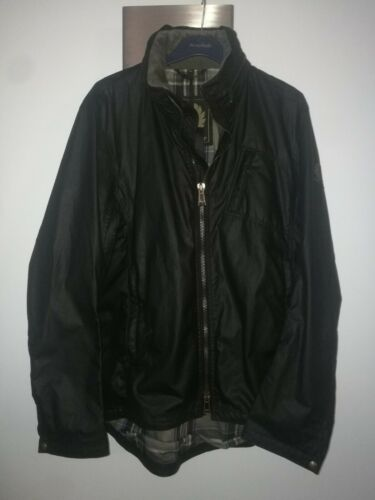 Brand New Belstaff CityMaster 2.0 Waxed Cotton Jacket In Bla
