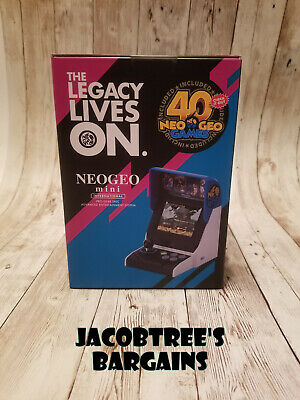 NeoGeo Mini International video game console Neo Geo - BRAND NEW FREE SHIPPING Free Game Systems