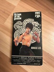 Bruce Lee VHS