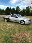 2006 Ford Falcon BF XL Cab Chassis Ute (LPG) Automatic and Aircon O'Connell Oberon Area Preview