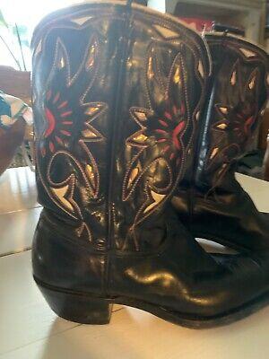 Vintage Women's Acme Cowboy Boots size 8.5