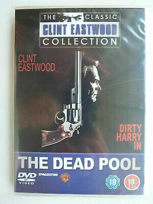 The Dead Pool (DVD 2004, DeAgostini) Buddy Van Horn, Clint Eastwood,New & Sealed