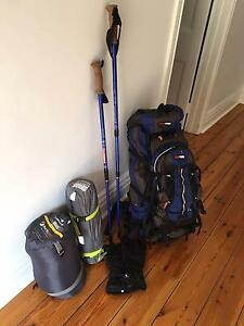 Hiking & Camping Equipment Melrose Park Mitcham Area Preview