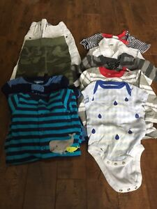 Baby boys clothes 0-12M
