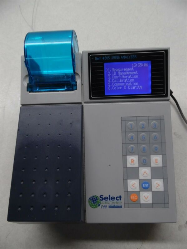 Select Medical Products 505 Urine Analyzer