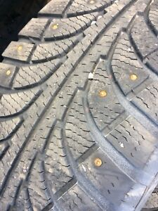 4 winter tires for next year. 245 60 18